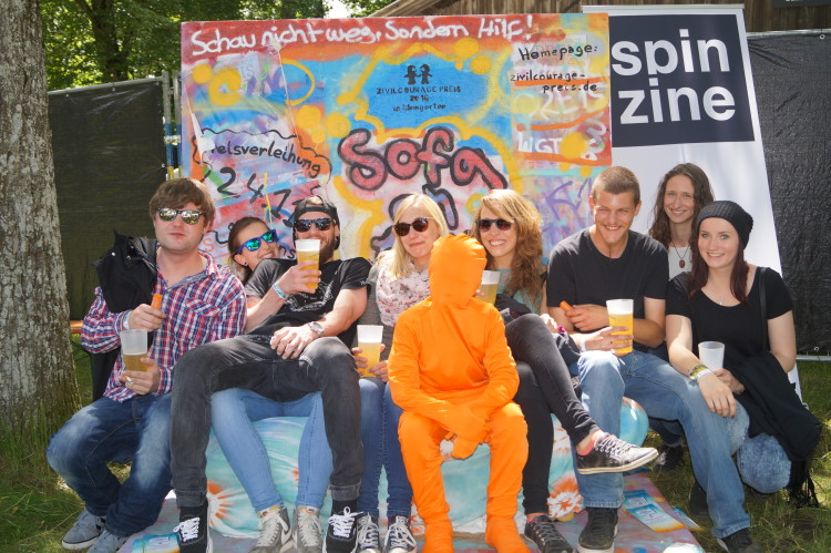 SOFA ON TOUR: Station 18.6.: Highmatland-Open-Air Leutkirch